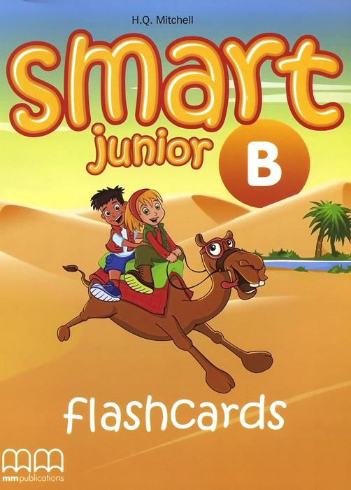Smart Junior 4B: Flashcards