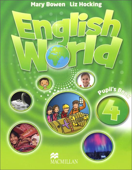 English World 4: Pupil's Book