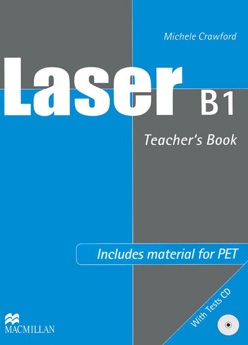 Laser B1: Teacher's book (+ CD-ROM)