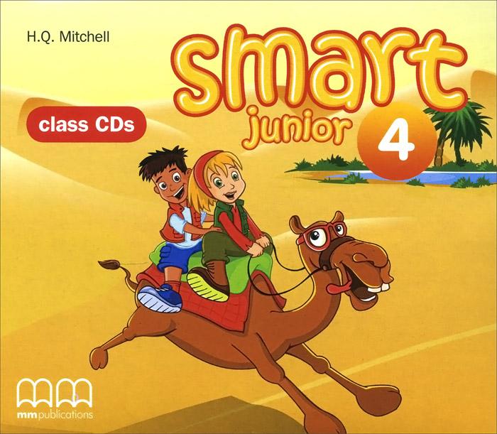 Smart Junior 4 (аудиокурс на 2 CD)