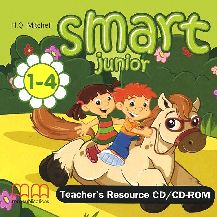 Smart Junior 1-4: Teacher's Resource (приложение CD-ROM)