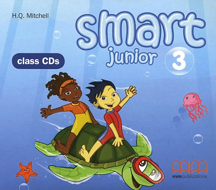 Smart Junior 3 (аудиокурс на 2 CD)
