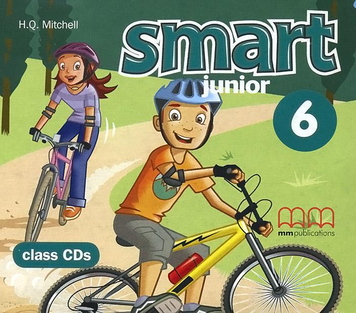 Smart Junior 6 (��������� �� 2 CD)