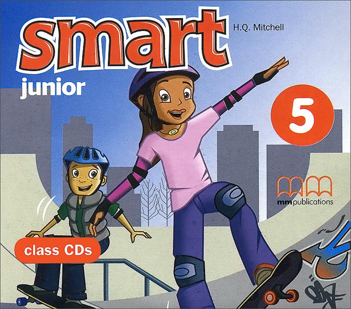 Smart Junior 5 (аудиокурс на 2 CD)