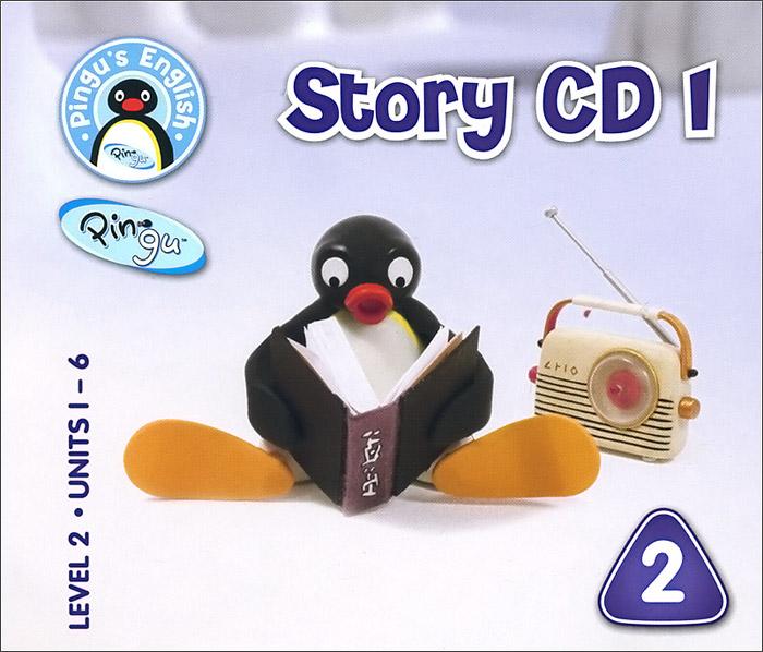 Pingu's English 2: Story CD 1 (��������� �� CD)