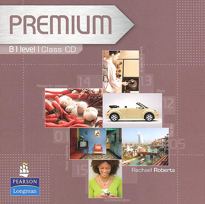 Premium: B1 Level (аудиокнига MP3 на 2 CD)