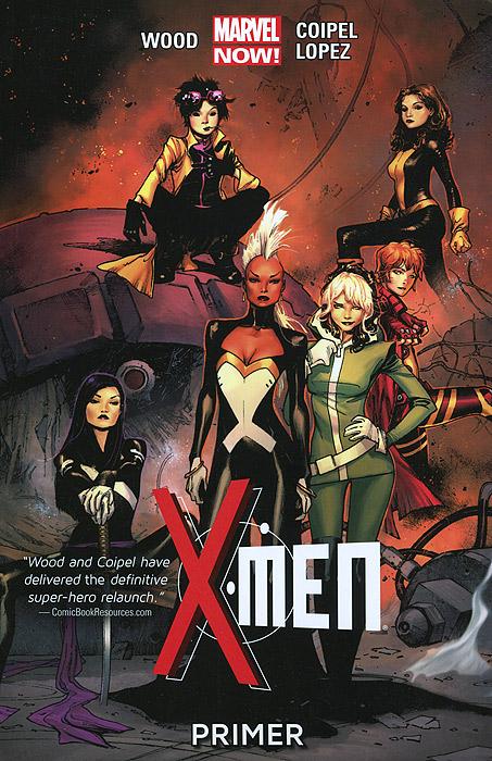 X-Men: Volume 1: Primer