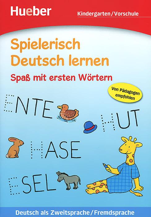 Spielerisch Deutsch Lernen: Spass MIT Ersten Wortern