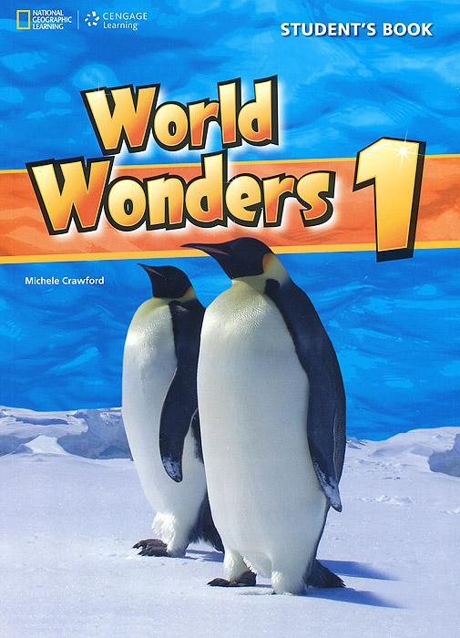 World Wonders 1: Student's Book (+ CD-ROM)