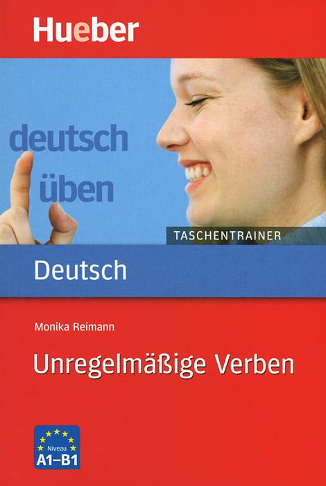 Deutsch Uben: Taschentrainer: Unregelmssige Verben