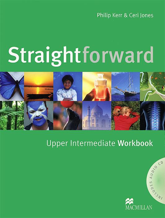 Straightforward: Upper Intermediate: Workbook (+ CD-ROM)