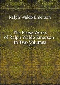 prose passage by ralph waldo emerson
