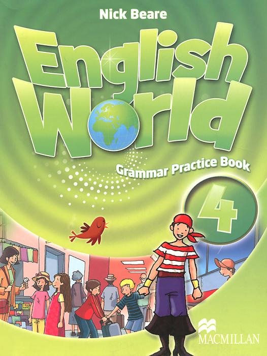 English World 4: Grammar Practice Book