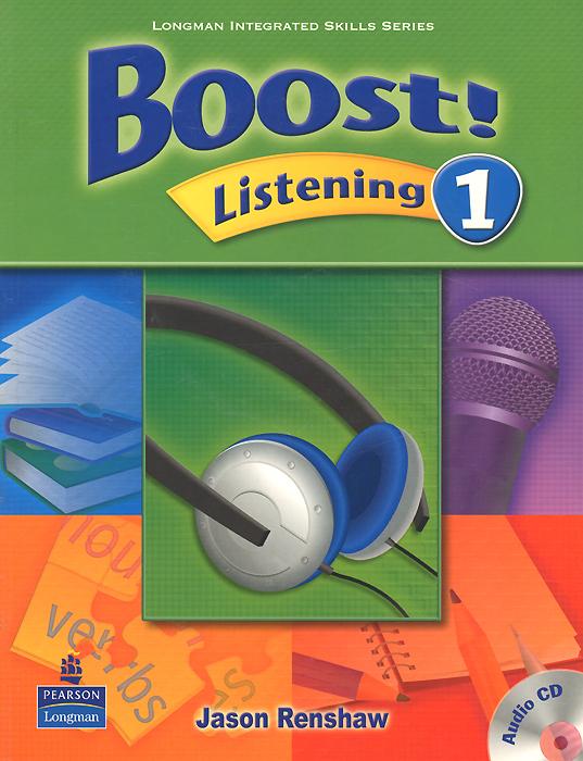 Boost! Listening 1 (+ CD)