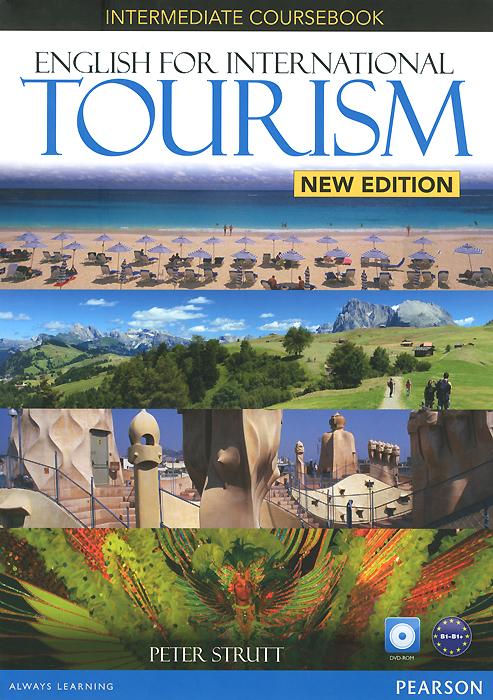 English for International Tourism: Intermediate: Coursebook (+ DVD-ROM)