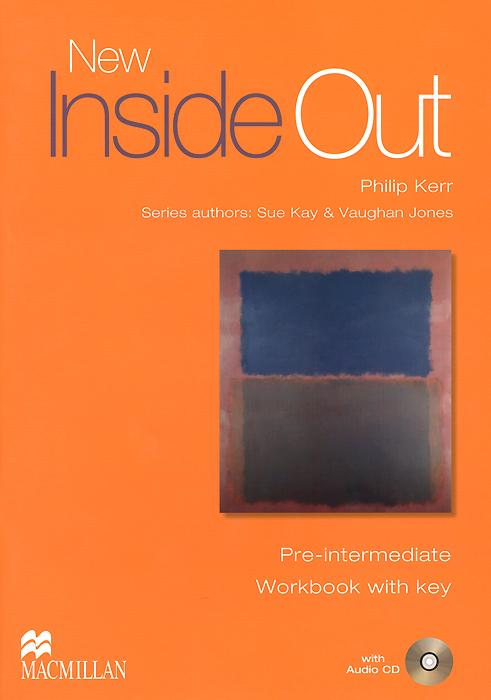 New Inside Out: Pre-Intermediate: Workbook with Key (+ CD-ROM)