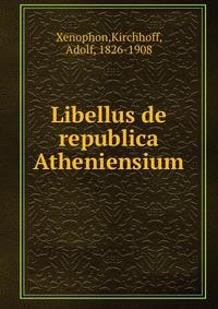 Libellus de republica Atheniensium
