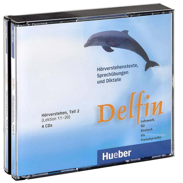 Delfin: Horverstehen: Teil 2 (��������� �� 4 CD)