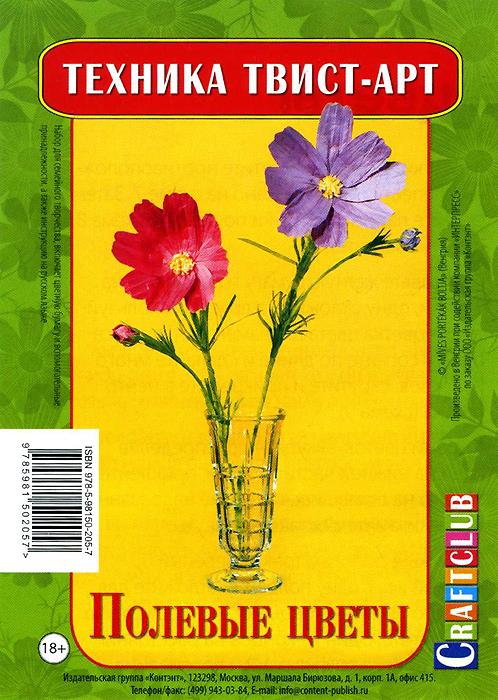 Полевые цветы. Набор для творчества