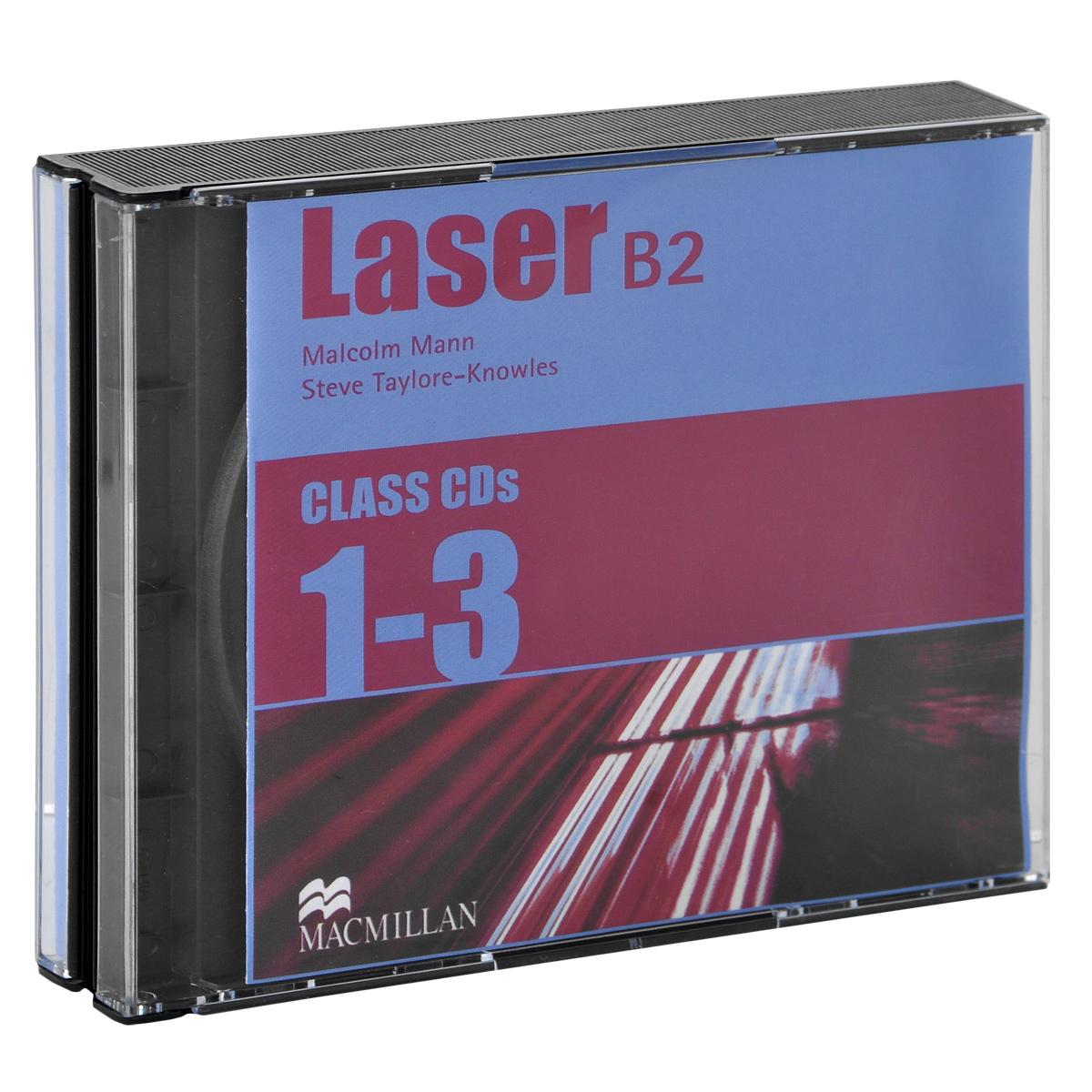 Laser B2: Class CDs (��������� �� 3 CD)