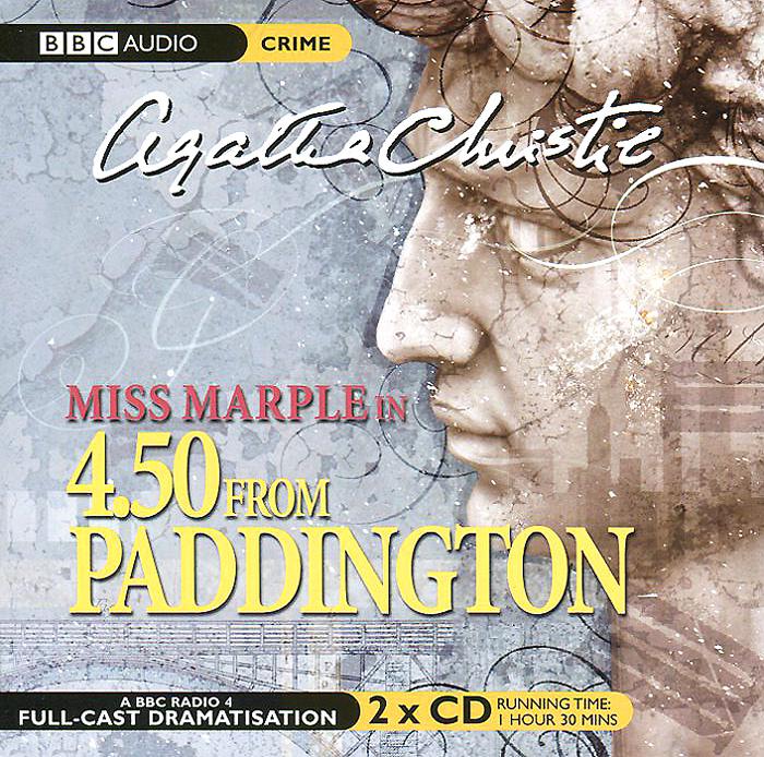 4.50 from Paddington (аудиокнига CD на 2 CD)