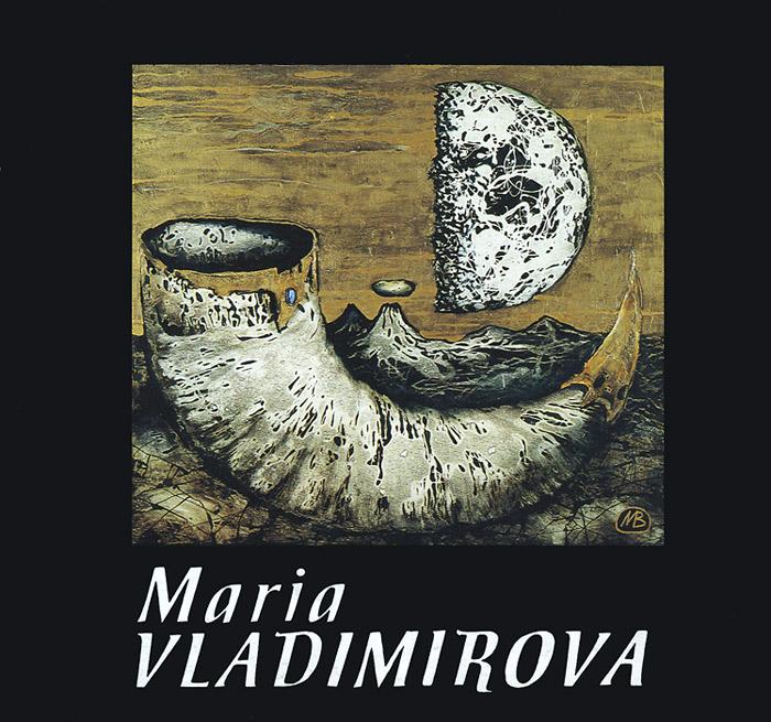 Maria Vladimirova. Альбом ( 5-87483-025-1 )