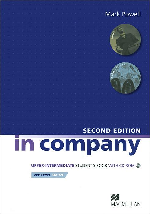In Company Upper Intermediate: Student Book (+ CD-ROM)