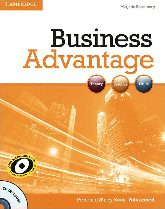 Business Advantage: Personal Study Book Advanced (+ CD-ROM)