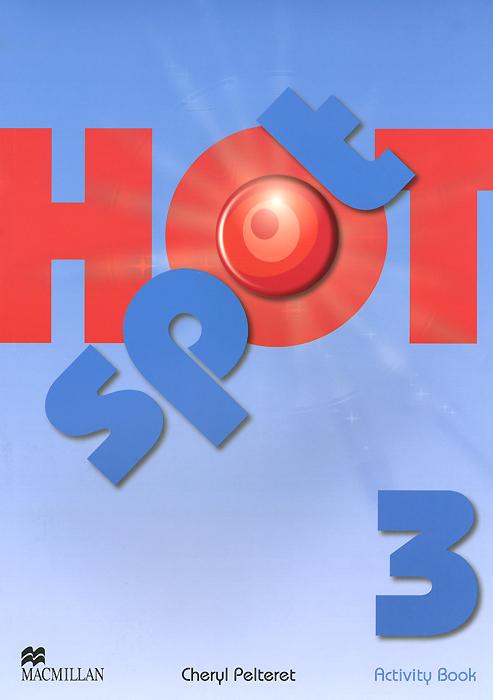 Hot Spot 3: Activity Book