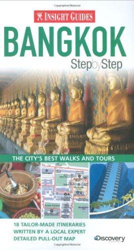Insight Guides: Bangkok Step By Step ( 9789812589637 )