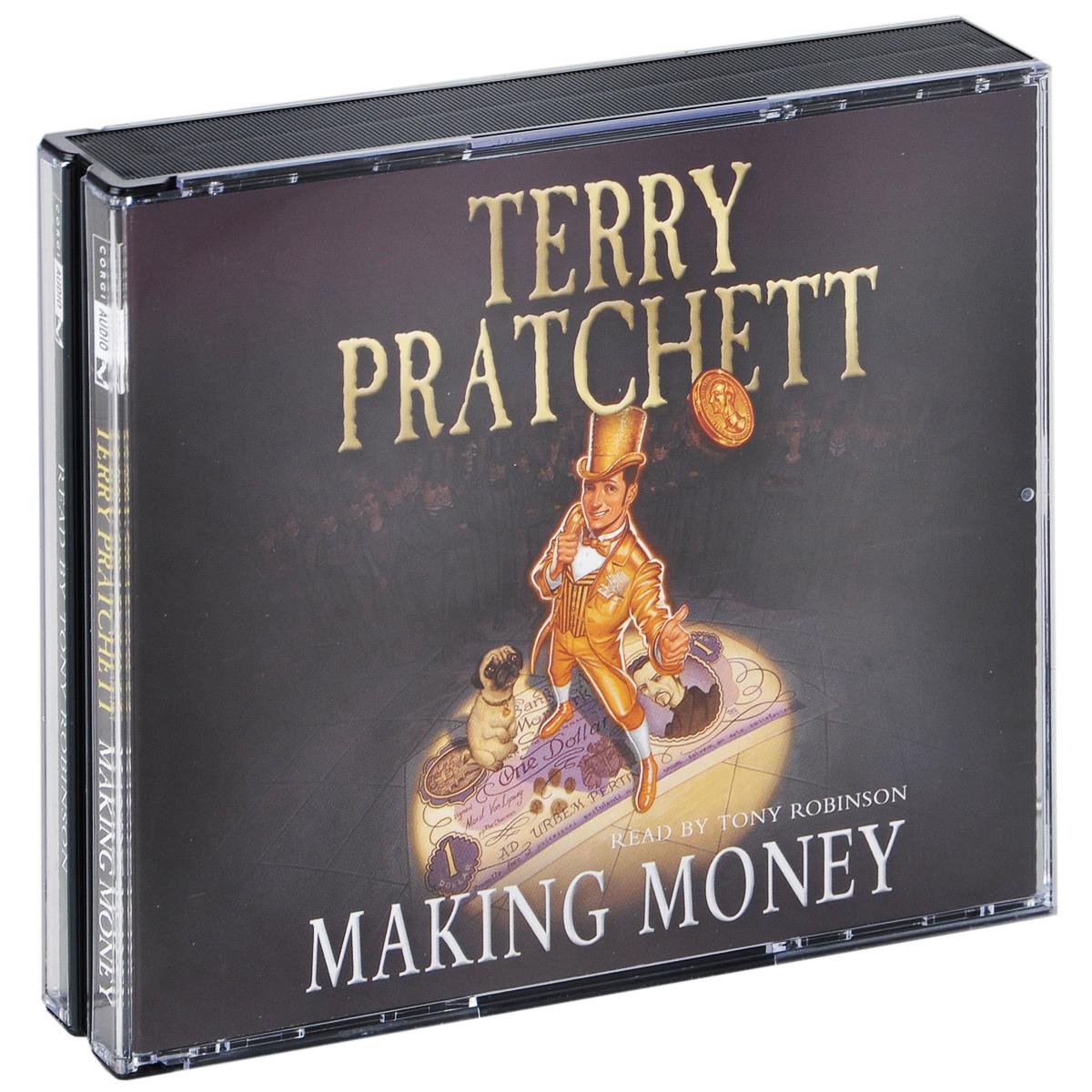 Making Money (аудиокнига на 4 CD)