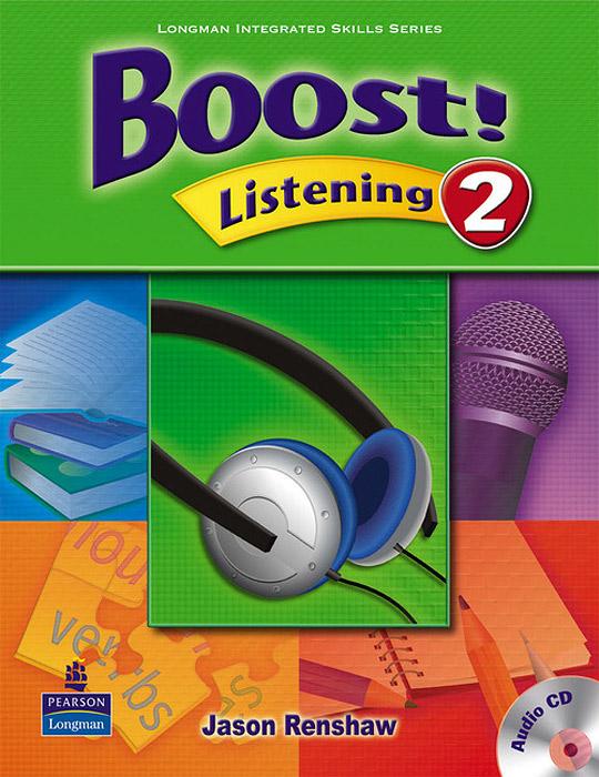 Boost! Level 2: Listening (+ CD-ROM)