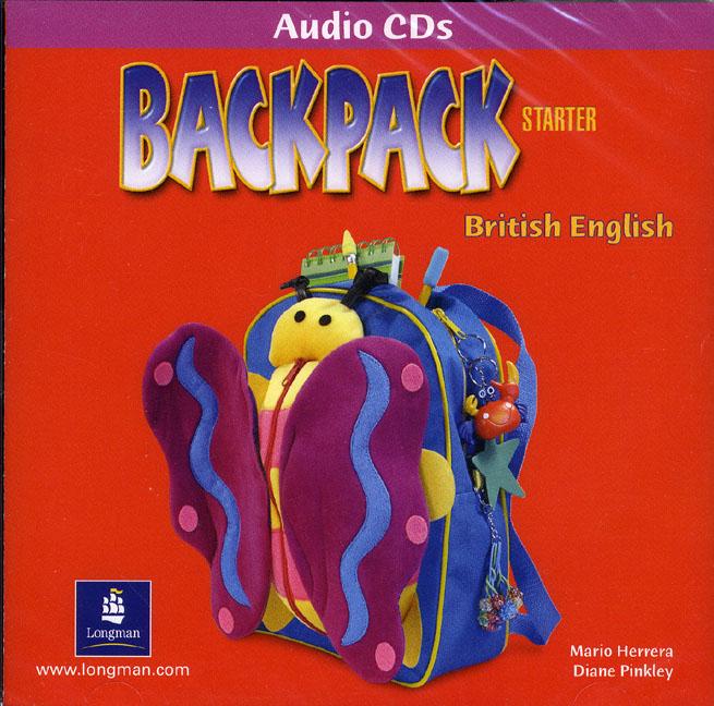 Backpack BritEng Starter CD !!