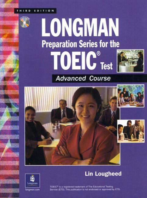 Adv TOEIC Course 2Ed Bk+key+a/script