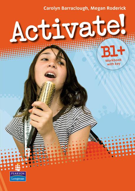 Activate! B1+ WB +key + iTest Multi-R