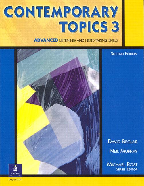 Contemporary Topics 3 SB