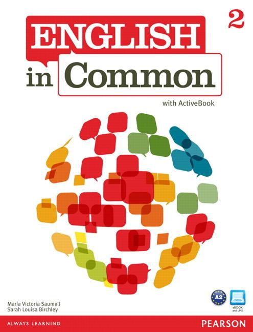 English in Common 2 SB+ActBk