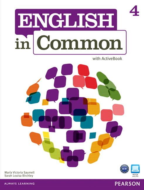 English in Common 4 SB+ActBk