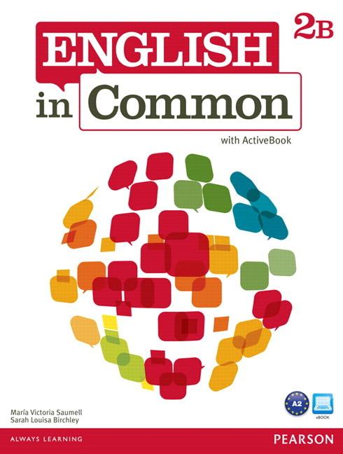 English in Common 2B Split: SB+ActBk+WB