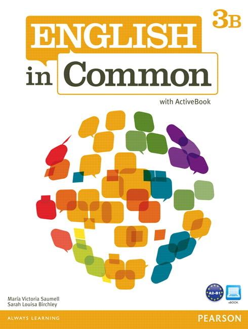 English in Common 3B Split: SB+ActBk+WB
