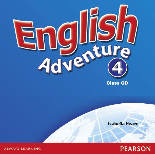 Eng Adventure 4 Cl CD x 2