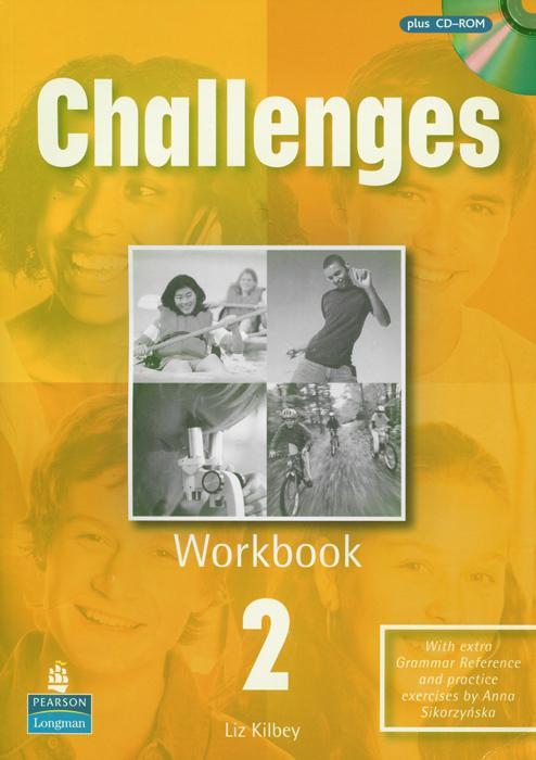 Challenges 2: Workbook (+ CD-ROM)