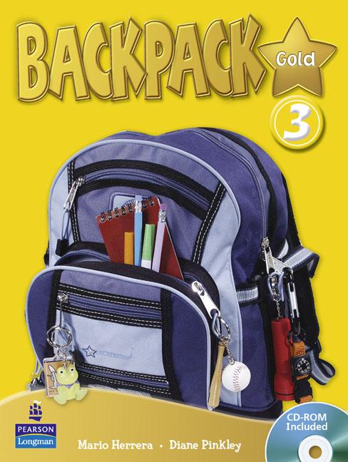Backpack Gold 3 SB +R NEd Pk
