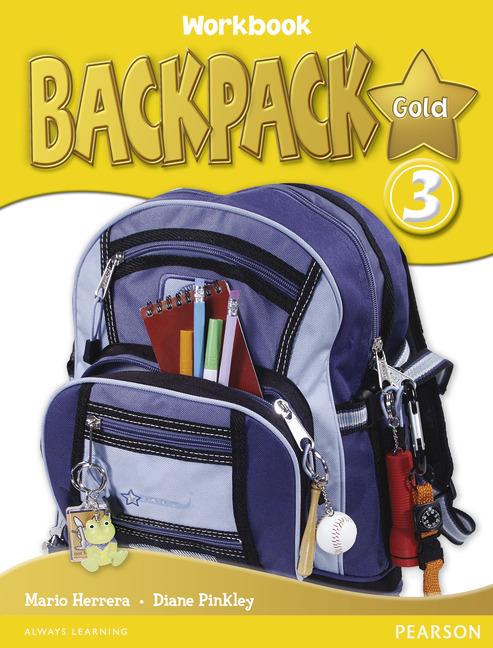 Backpack Gold 3 WB +D NEd Pk