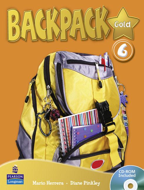 Backpack Gold 6 SB +R NEd Pk