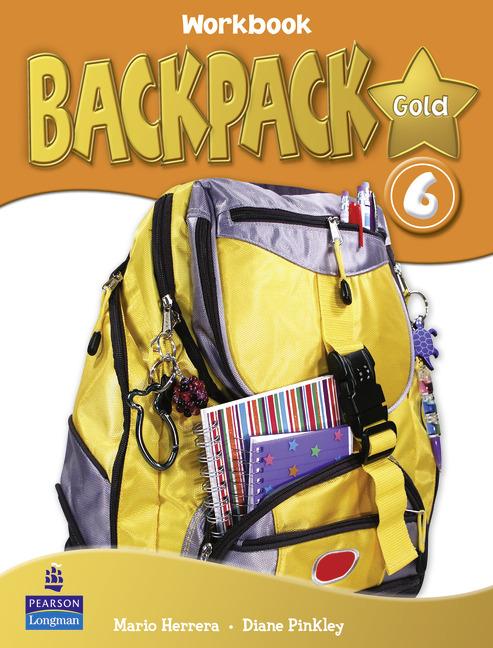 Backpack Gold 6 WB +D NEd Pk