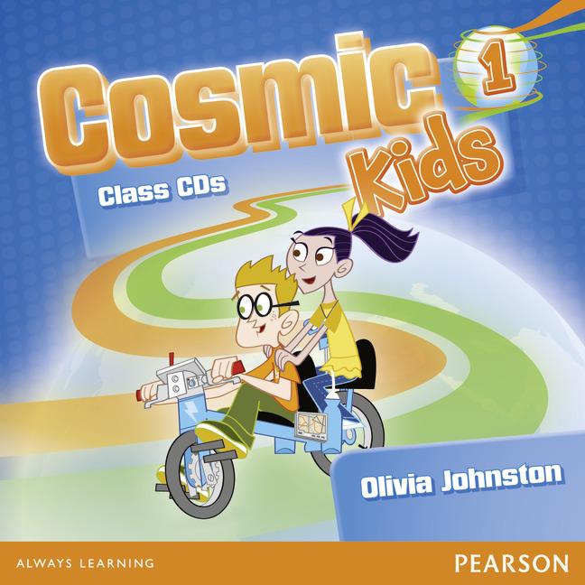 Cosmic Kids 1: Class CD (аудиокурс на 2 CD)