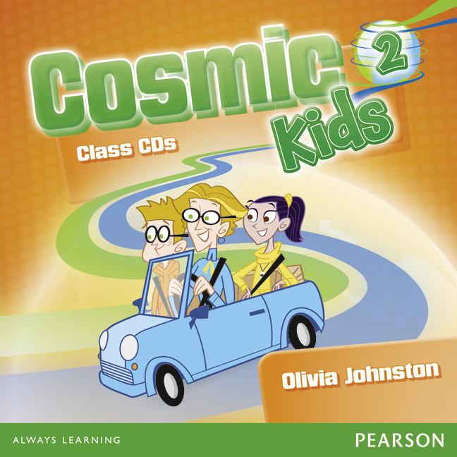 Cosmic Kids 2: Class CD (аудиокурс на 2 CD)