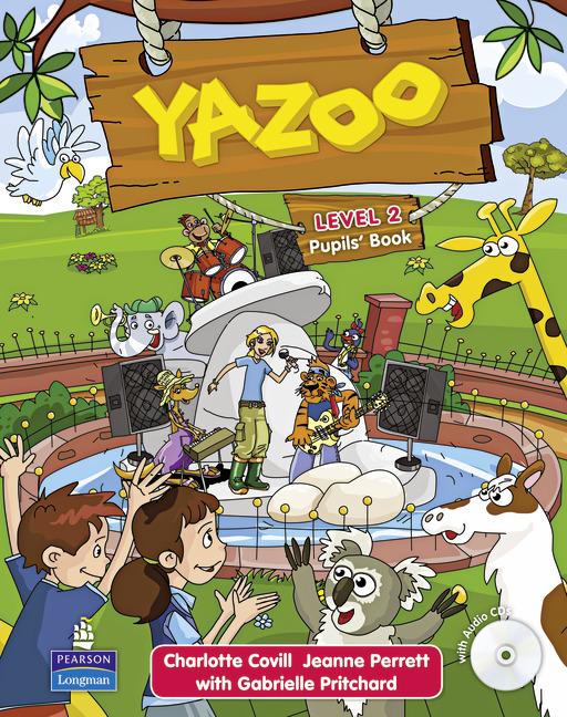 Yazoo Global 2 PB +D Pk