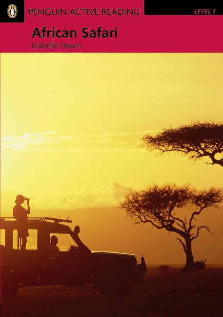 PActR1 African Safari Bk/MP3 Pk